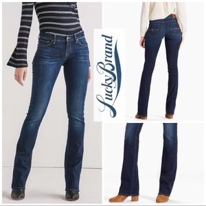 Lucky Brand Jeans Lolita boot White Oak Size 2/26